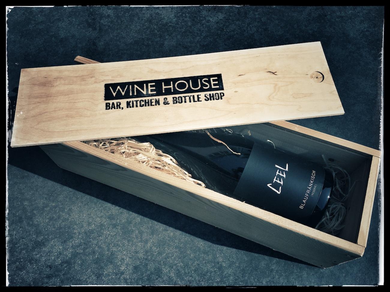 WINE HOUSE – CEEL Blaufränkisch