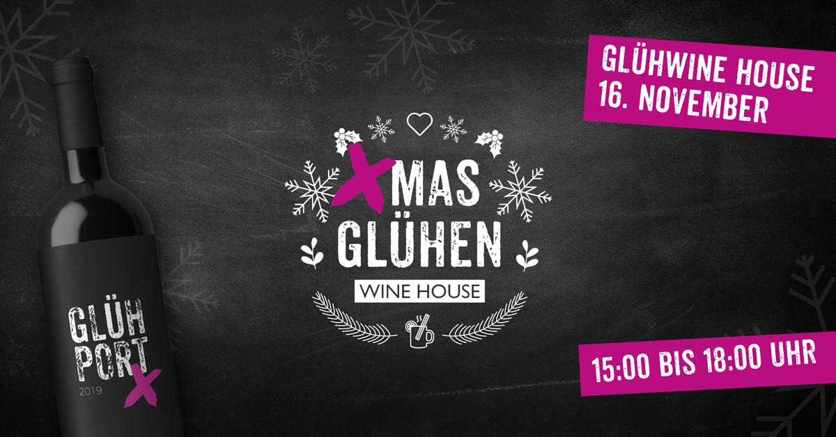 WINE HOUSE Glühweinevent am 16.11.2019