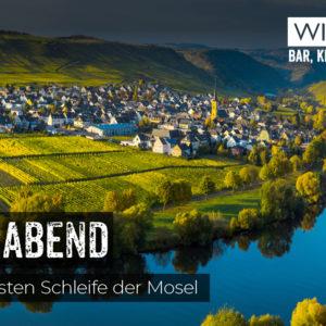 500 Jahre Weingut Milz aus Trittenheim an der Mosel - Winzerabend im WINE HOUSE