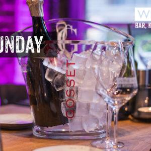 Ab Januar 2020 hat das WINE HOUSE jeden Sonntag von 12 Uhr bis 21 Uhr geöffnet