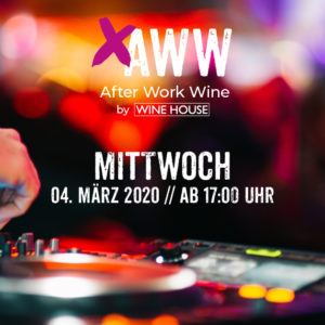 After Work Party im WINE HOUSE Krefeld