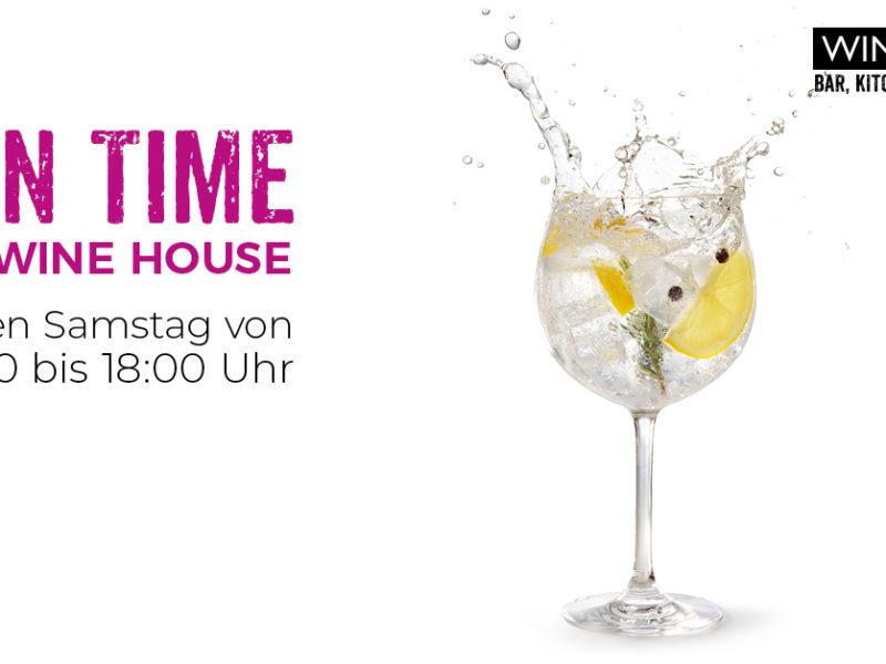 Gin Tasting in der Ginbar auf dem Krefelder Großmarkt