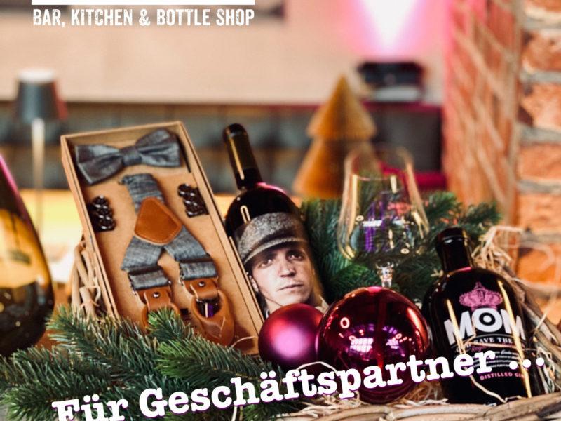 Weihnachtspräsente für Kunden, Geschäftspartner, Mitarbeiter, Freunde und Familie