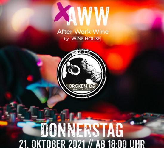 AWW - After Work Wine im WINE HOUSE auf dem Krefelder Großmarkt